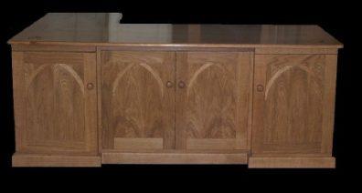 Oak desk £3695.00