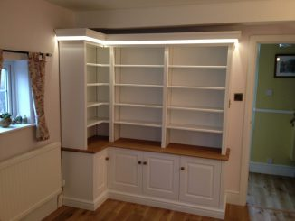 Fitted Cabinet 02c