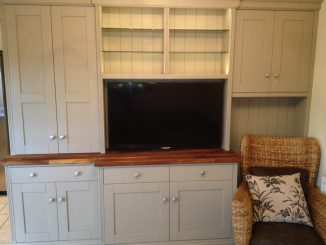 Fitted Cabinet 04c