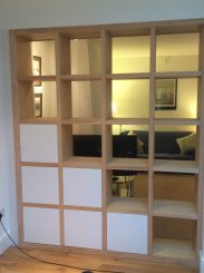 Fitted cabinet 06c