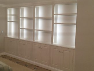 Fitted cabinet 10a