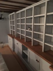 Fitted cabinet 15a