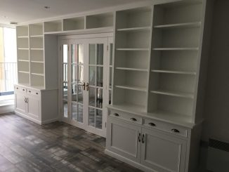 Fitted cabinet 20a