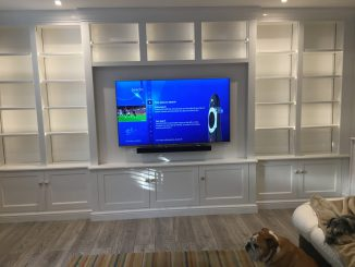 Fitted cabinet 21