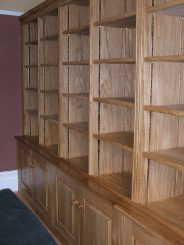 Fitted cabinet 30b