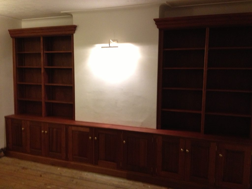 Fitted Cabinet 01