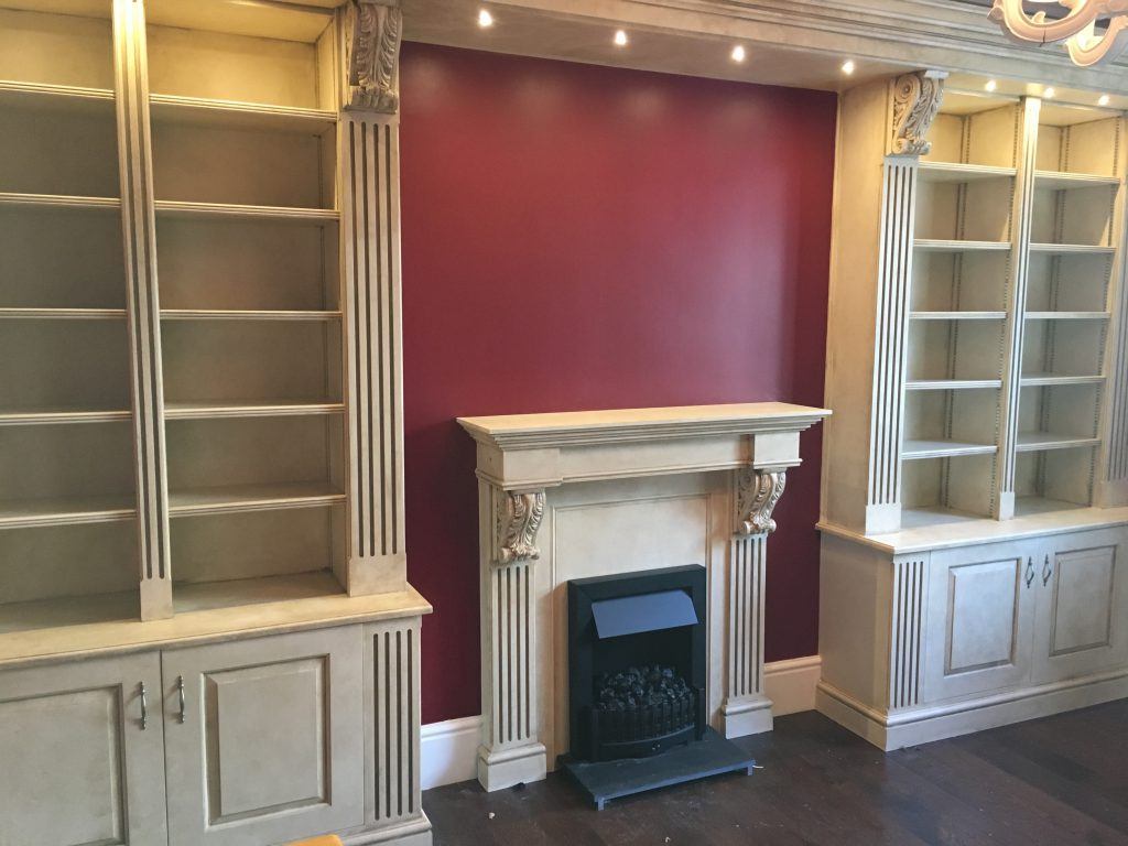 Fitted cabinet 14a