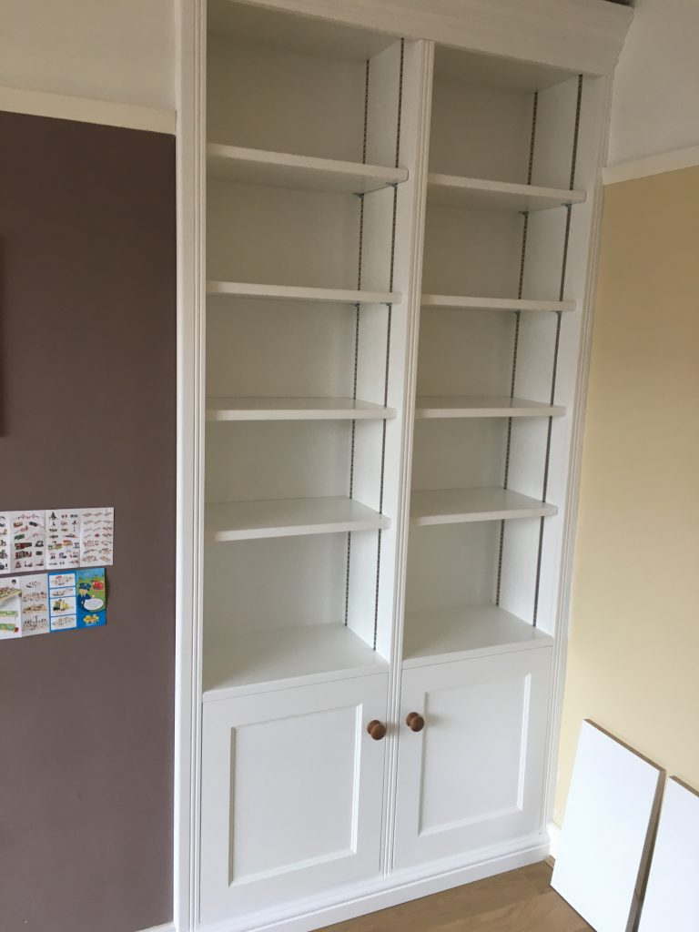 Fitted cabinet 17