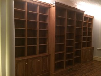 Fitted cabinet 08