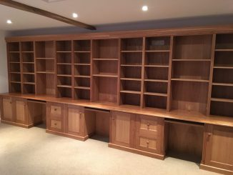 Fitted cabinet 13